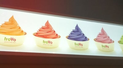 Photo of Ice Cream Shop FroYo at 4663 Maryland Ave, Saint Louis, MO 63108, United States