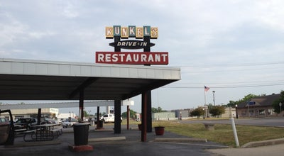 Photo of American Restaurant Kunkel's Drive-In at 2402 N Park Rd, Connersville, IN 47331, United States