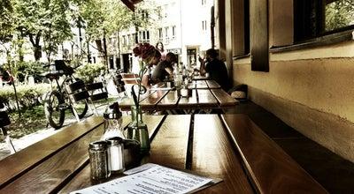 Photo of Italian Restaurant Hey Luigi! at Holzstr. 29, München 80469, Germany