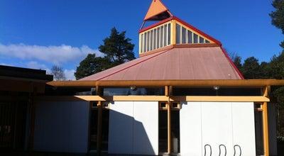 Photo of Church Bønes kirke at Øvre Kråkenes 250, Bergen, Norway