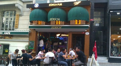 Photo of Bar Zürich at Caferağa Mah. Sakızgülü Sok. No:9/a, İstanbul, Turkey