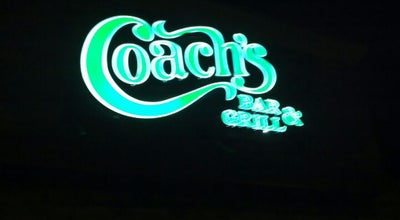 Photo of Sports Bar Coach's Bar and Grill at 9089 W 135th St, Overland Park, KS 66221, United States