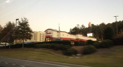 Photo of Fast Food Restaurant Chick-fil-A Patton Creek at 3020 John Hawkins Pkwy, Hoover, AL 35244, United States