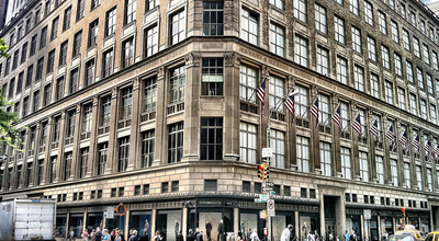 Photo of Department Store Saks Fifth Avenue at 611 Fifth Avenue, New York, NY 10022, United States