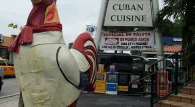 Photo of Cuban Restaurant La Carreta at 3632 Sw 8th St, Miami, FL 33135, United States