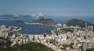 Photo of Scenic Lookout Mirante Dona Marta at Estr. Mirante Da. Marta, Rio de Janeiro, Brazil