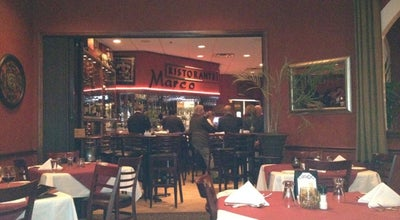 Photo of Italian Restaurant Ristorante Marco at 1847 Pulaski Hwy, Bear, DE 19701, United States