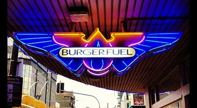 Photo of Burger Joint BurgerFuel at 101 Courtenay Pl, Wellington 6011, New Zealand