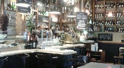 Photo of Mediterranean Restaurant Bar Mut at Pau Claris, 192, Barcelona 08037, Spain