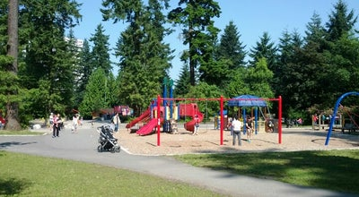 Photo of Playground Central Park Playground at Canada