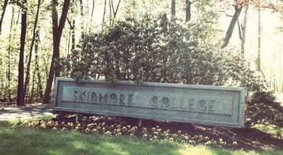 Photo of University Skidmore College at 815 N Broadway, Saratoga Springs, NY 12866, United States