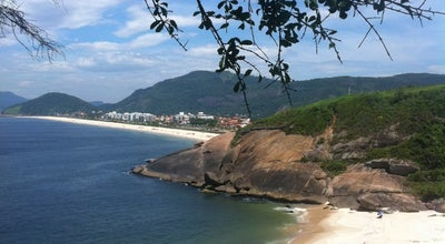 Photo of Beach Praia do Sossego at R. Des. Nicolau Mary Jr., Niterói 24358-675, Brazil