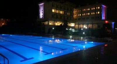 Photo of Pool Grand Körfez Otel Swimming Pool at Yenikent, Derince, Turkey