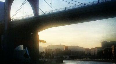 Photo of Bridge Puente de La Salve at Pte. Príncipes De España, Bilbao 48009, Spain