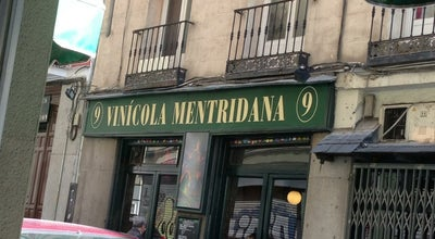Photo of Wine Bar Vinícola Mentridana at C. San Eugenio, 9, Madrid 28012, Spain
