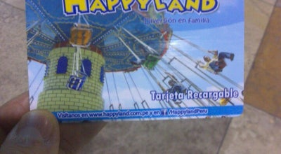 Photo of Arcade Happyland at Real Plaza, Lima, Peru