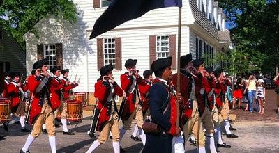 Photo of History Museum Colonial Williamsburg at 416-430 E Duke Of Gloucester St, Williamsburg, VA 23185, United States