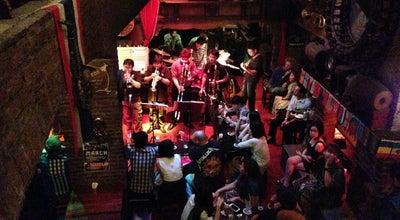 Photo of Jazz Club Saxophone Pub (แซ็กโซโฟนผับ) at 3/8 Phaya Thai Rd., Ratchathewi 10400, Thailand