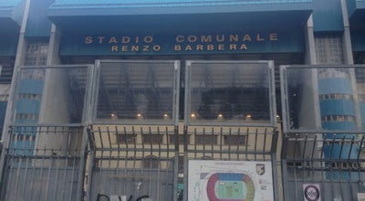Photo of Soccer Stadium Stadio Renzo Barbera at Viale Del Fante, 11, Palermo 90146, Italy