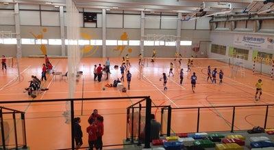 Photo of Basketball Court Pabellon Benicalap at Castellonet, Valencia, Spain