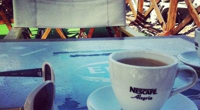Photo of Cafe 155 Beach at 1 No'lu Plaj, Kemer, Turkey