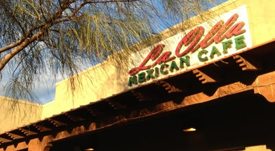 Photo of Mexican Restaurant La Olla at 8553 N Silverbell Rd, Tucson, AZ 85743, United States
