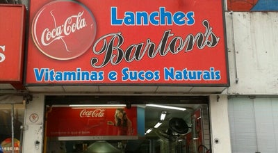 Photo of Diner Barton's Lanches at Av. Ana Costa, 530, Santos, Brazil
