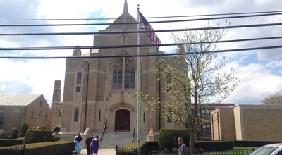 Photo of Church St. Genevieve's Roman Catholic Church at 200 Monmouth Rd, Elizabeth, NJ 07208, United States