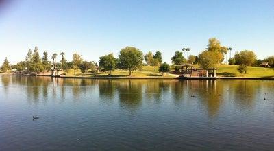 Photo of Park Kiwanas park at 6111 S All American Way, Tempe, AZ 85283, United States