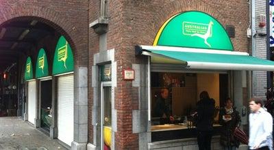 Photo of Ice Cream Shop Australian Home Made Ice Cream at Grote Markt 20, Hasselt 3500, Belgium