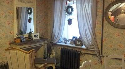 Photo of Coffee Shop Багет, паштет и желтый плед at Ул. Собинова, 41б, Ярославль, Russia
