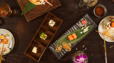 Photo of Japanese Restaurant Dragonfly Robata Grill & Sushi at 7972 Via Dellagio Way, Orlando, FL 32819, United States