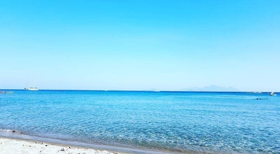 Photo of Cafe Paradise Beach Bar at Greece