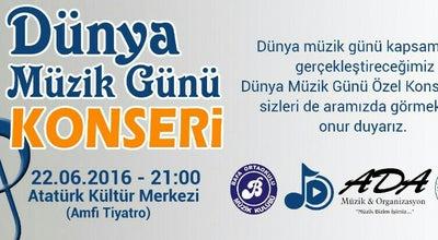 Photo of Music Venue Ada Müzik & Organizasyon at Milas, Muğla 48200, Turkey