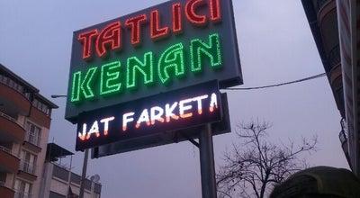 Photo of Ice Cream Shop Tatlıcı Kenan at Kurtuluş Mahallesi Geçit Altı, Turkey