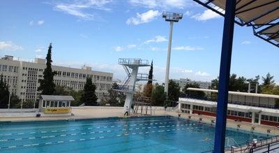 Photo of Pool Εθνικο Κολυμβητηριο at Thessalonika, Greece