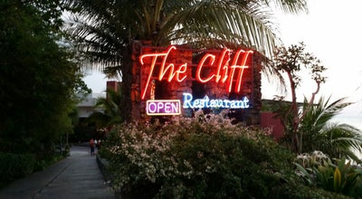 Photo of Cocktail Bar The Cliff at Pantai Chenang, Langkawi, Malaysia