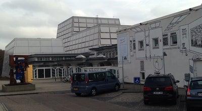 Photo of Art Museum Esbjerg Kunstmuseum at Denmark