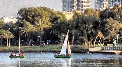 Photo of Park Park HaYarkon (גני יהושוע / פארק הירקון) at Tel Aviv - Ramat Gan, Israel