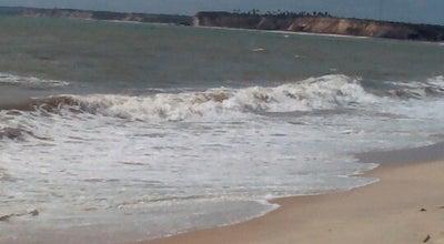 Photo of Beach Praia de Jacarapé at Praia De Jacarapé, João Pessoa, Brazil