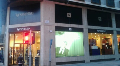 Photo of Gourmet Shop Nespresso Boutique at Av. Doctor Gadea, 27, Alicante 03003, Spain