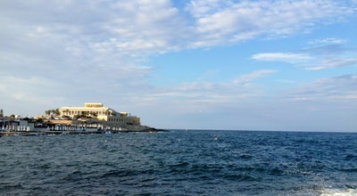 Photo of Beach Paceville Rock Beach at Malta