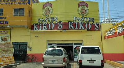 Photo of Empanada Restaurant Pastes Kiko's at Pachuca, Mexico