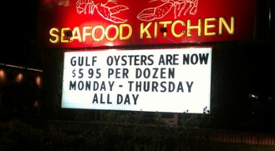 Photo of Cajun / Creole Restaurant Pappadeaux Seafood Kitchen at 12711 Hwy 59 S, Stafford, TX 77477, United States