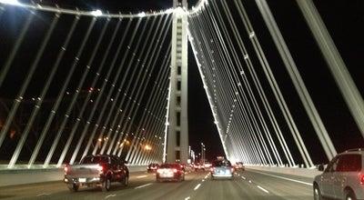 Photo of Bridge San Francisco-Oakland Bay Bridge at Interstate 80, San Francisco, CA 94607, United States