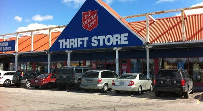 Photo of Thrift / Vintage Store Salvation Army Thrift Store at 263 Queen St E, Brampton, On, Canada