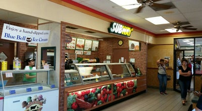 Photo of Sandwich Place Subway at 14 N Kessler Ave, Schulenburg, TX 78956, United States