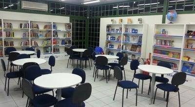 Photo of Library SESI Indústria do Conhecimento (Limoeiro) at Av. Jerônimo Heráclio, S/n, Limoeiro 55700-000, Brazil