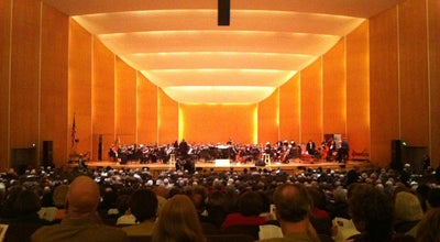 Photo of Concert Hall Kleinhans Music Hall at 3 Symphony Cir, Buffalo, NY 14201, United States