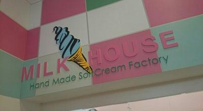 Photo of Ice Cream Shop ミルクハウス インターヴィレッジ大曲店 at 大曲幸町6-1, 北広島市, Japan